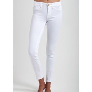 🔆 ANTHROPOLOGIE MiH White Jeans 🔆